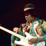 Jimi Hendrix najlepszym gitarzystą wszech czasów