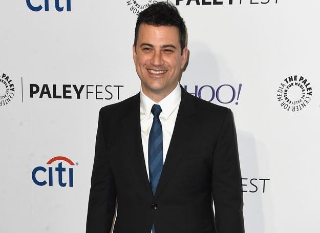 Jimmy Kimmel znów zażartował z fanów muzyki - fot. Frazer Harrison /Getty Images