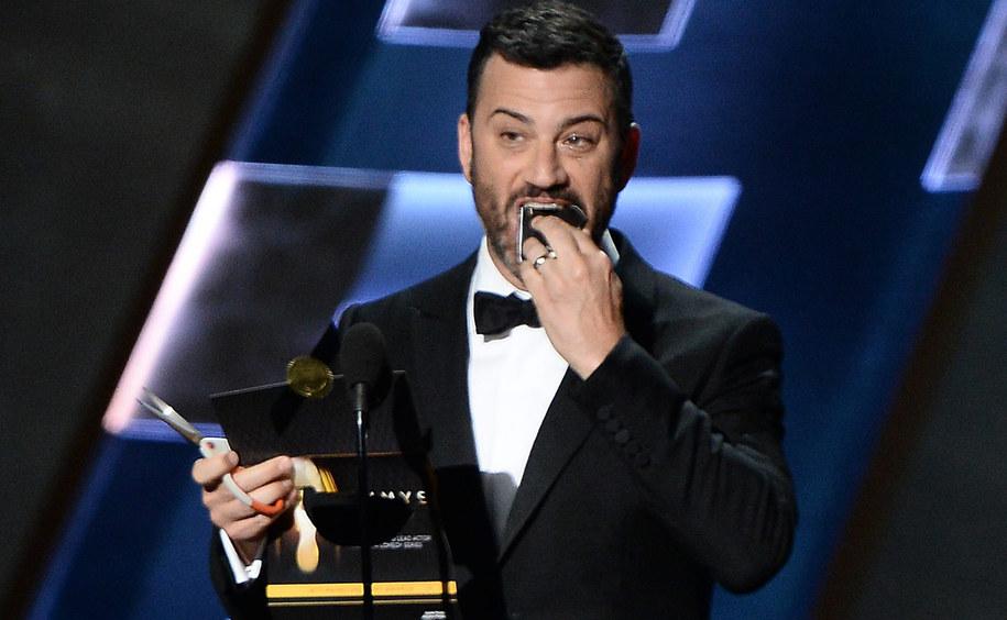 Jimmy Kimmel /PAP/Newscom/KEN MATSUI /PAP/EPA