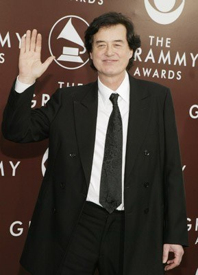 Jimmy Page /arch. AFP