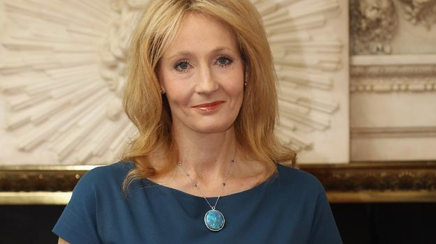 JK Rowling chce mieć w ogrodzie drewniany Hogwarth do kwadratu - fot. Dan Kitwood /Getty Images/Flash Press Media