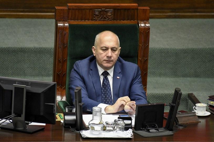 Joachim Brudziński o 16 grudnia 2016 roku w Sejmie: Jesteśmy gotowi nie kierować tej sprawy do prokuratury /Jacek Domiński /Reporter