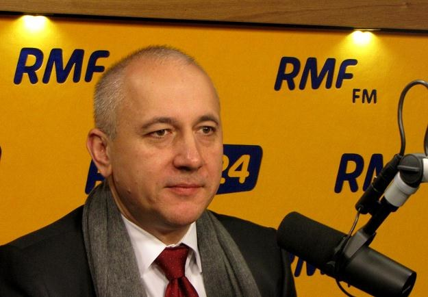 Joachim Brudziński /RMF