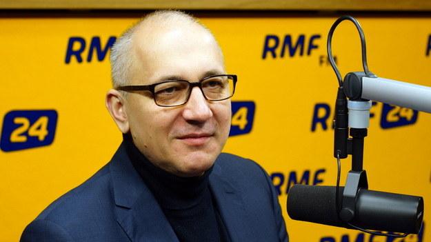 Joachim Brudziński /Michał Dukaczewski /RMF