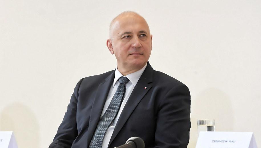 Joachim Brudziński /Grzegorz Michałowski   /PAP