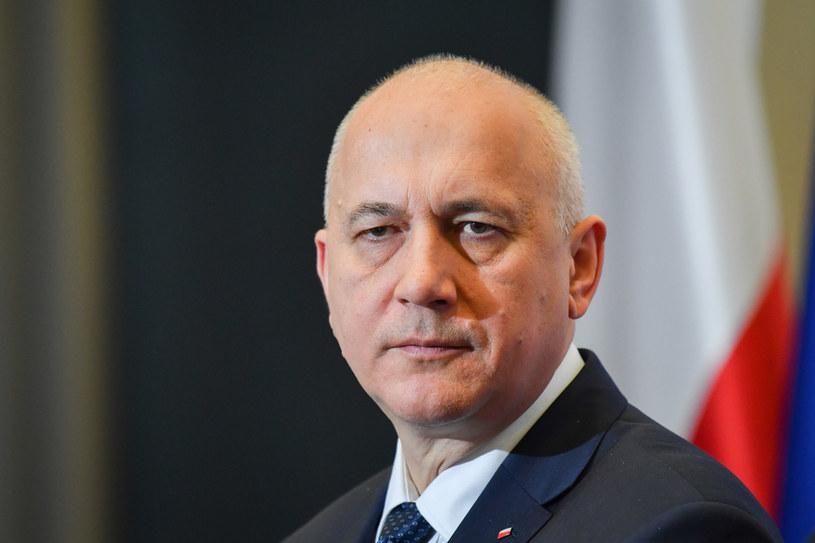 Joachim Brudziński /Reporter