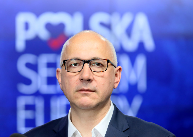 Joachim Brudziński /Piotr Molecki /East News