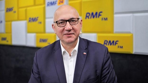 Joachim Brudziński /Michał Dukaczewski /RMF FM