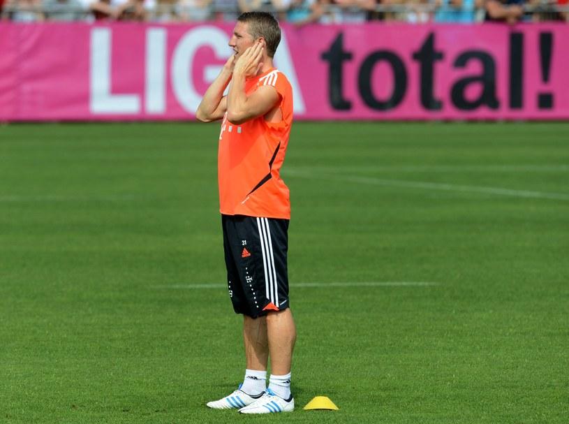 Joachim Loew nie powołał wicekapitana reprezentacji Bastiana Schweinsteigera /AFP