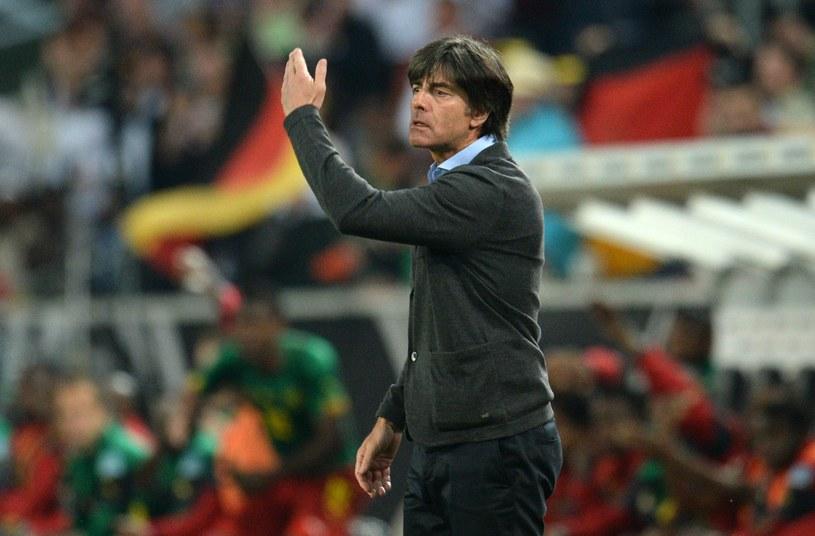 Joachim Loew podał ostateczny skład na mundial w Brazylii /AFP