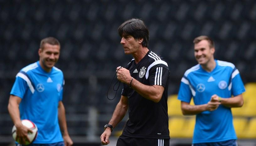 Joachim Loew, selekcjoner reprezentacji Niemiec /AFP
