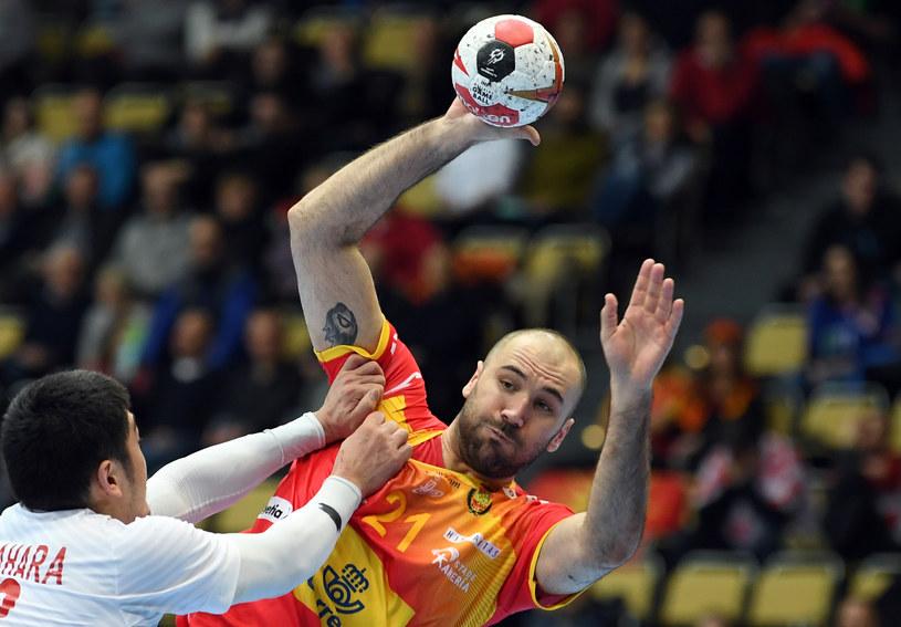 Joan Canellas Reixach z reprezentacji Hiszpanii /AFP