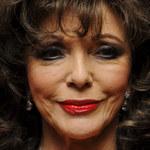 Joan Collins jako nastolatka została zgwałcona!