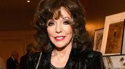 Joan Collins szczęśliwa jak nigdy!