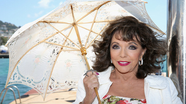 Joan Collins /Tim P. Whitby /Getty Images