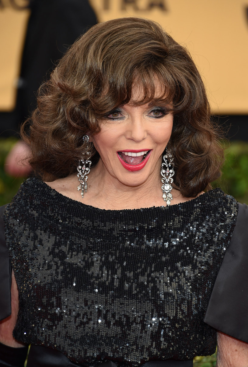 Joan Collins /Ethan Miller /Getty Images