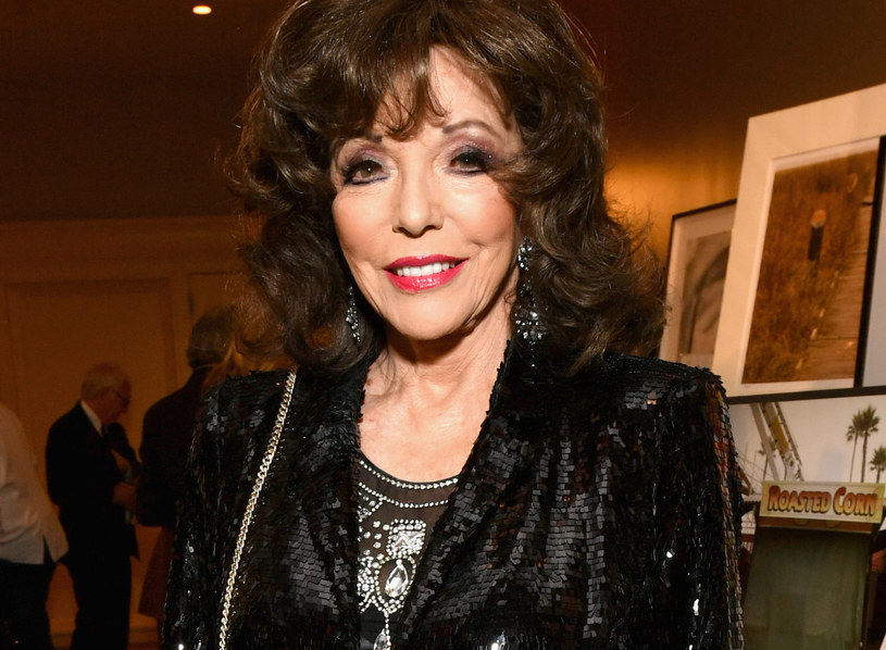 Joan Collins /Emma McIntyre /Getty Images