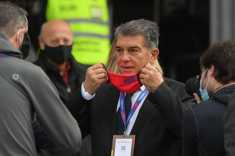 Joan Laporta /AFP