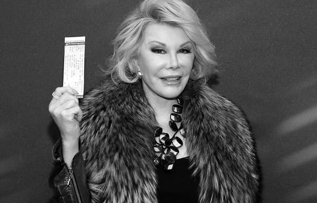 Joan Rivers (1933-2014) /AFP