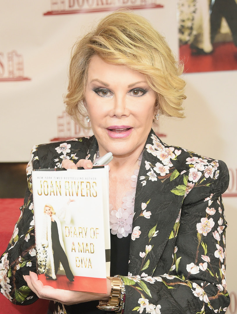 Joan Rivers /Getty Images
