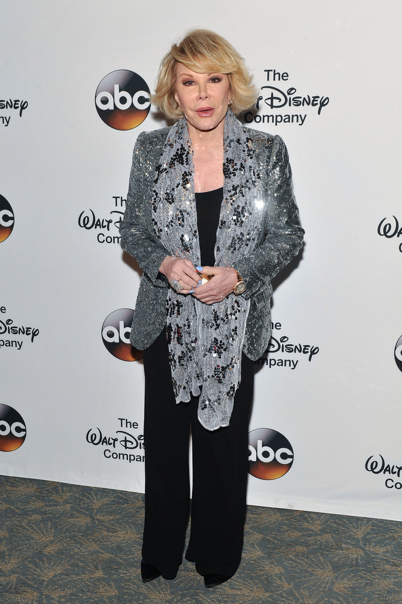 Joan Rivers /D Dipasupil /Getty Images