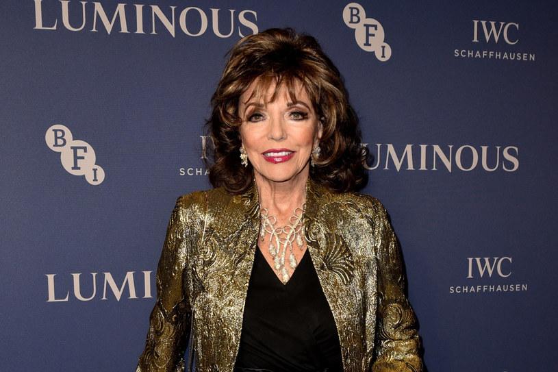 """Joan słynnej """"Dynastii"""" wyznaczała trendy i kreowała modę epoki /AUG/face to face /East News"""