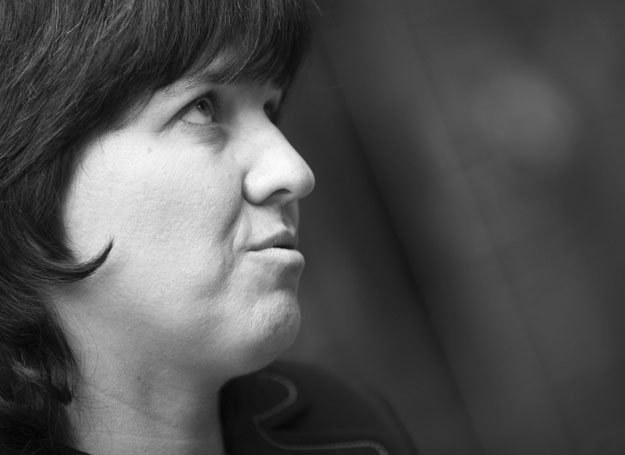Joanna  Agacka-Indecka  - prezes Naczelnej Rady Adwokackiej, fot. Krzysztof Kuczyk /Agencja FORUM