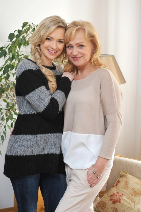 Joanna (Barbara Kurdej-Szatan) i Dorota (Katarzyna Żak) /Agencja W. Impact