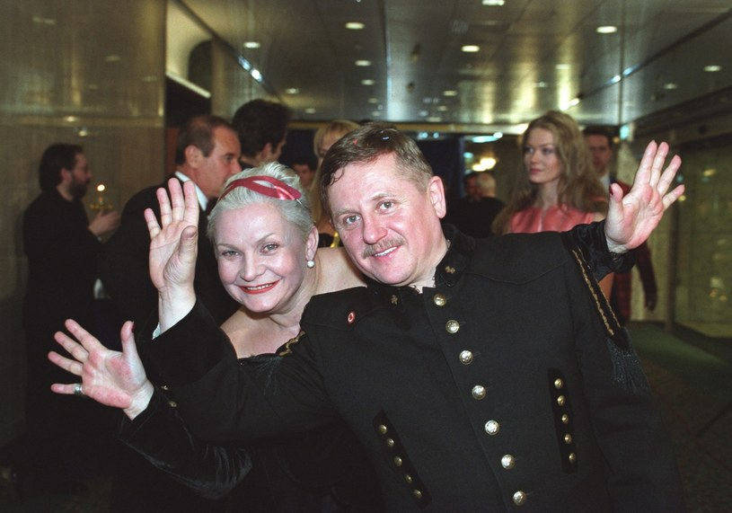 Joanna Bartel i Krzysztof Hanke /Studio69 /Agencja FORUM