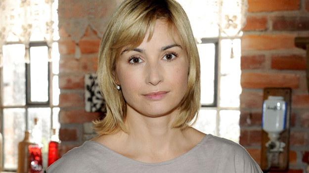 Joanna Brodzik dziś nie musi już martwić się o finanse – jest jedną z najlepiej zarabiających w Polsce aktorek. /Agencja W. Impact