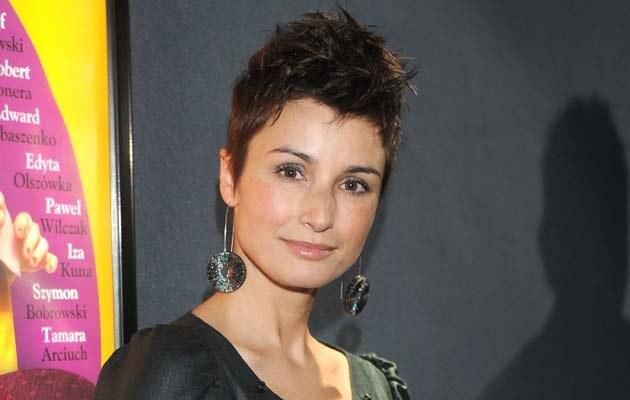 Joanna Brodzik, fot.Andras Szilagyi  /MWMedia