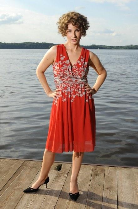 Joanna Brodzik, fot. Andras Szilagyi /MWMedia