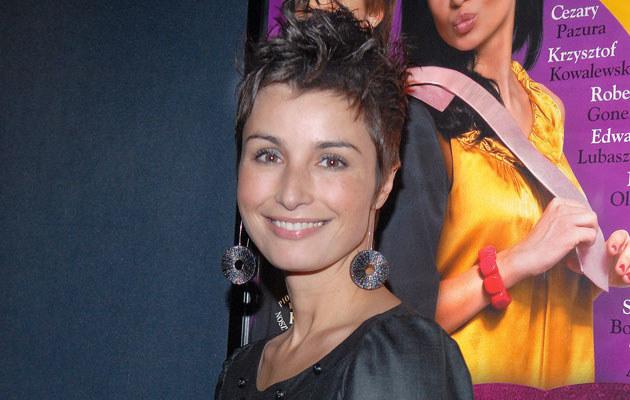 Joanna Brodzik, fot. Marek Ulatowski  /MWMedia