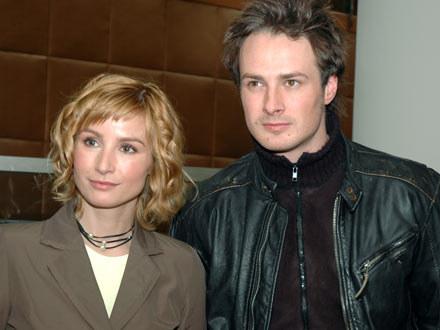 Joanna Brodzik i Paweł Małaszyński, fot. Marek Ulatowski /MWMedia