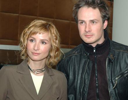 Joanna Brodzik i Paweł Małaszyński - fot. Marek Ulatowski /MWMedia