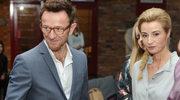 Joanna Brodzik i Paweł Wilczak zmagają się z kryzysem w związku?
