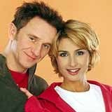Joanna Brodzik i Paweł Wilczak /Internet