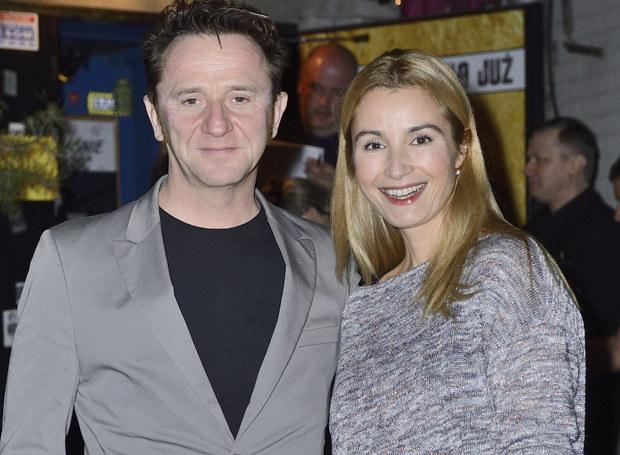 Joanna Brodzik i Paweł Wilczak /MWMedia