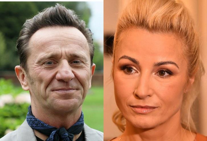 Joanna Brodzik i Paweł Wilczak /East News