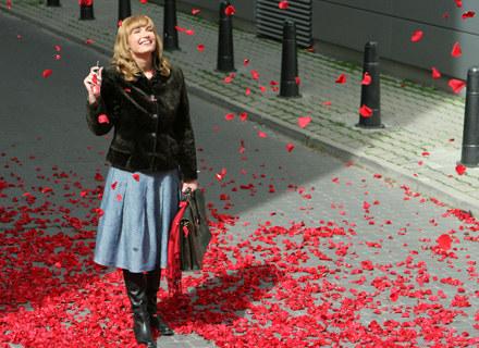 Joanna Brodzik jako Magda M. /materiały programowe