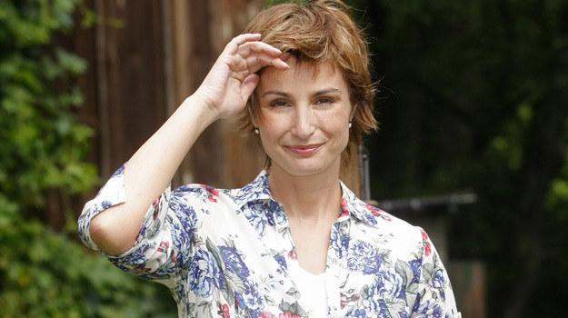 Joanna Brodzik już wie, co będzie robić po zakończeniu kariery aktorskiej /AKPA