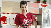 Joanna Brodzik od kuchni