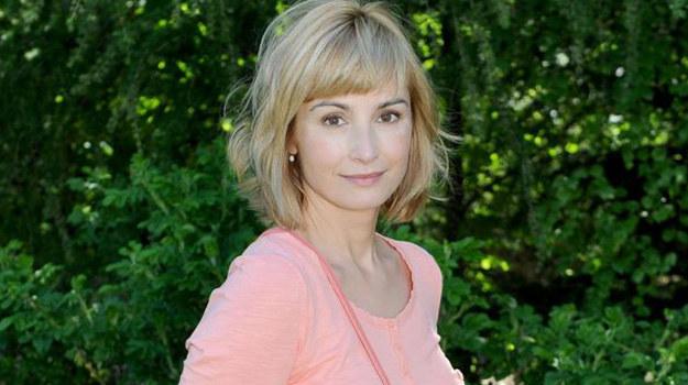 Joanna Brodzik spędzi na Mazurach niemal całe lato /Agencja W. Impact