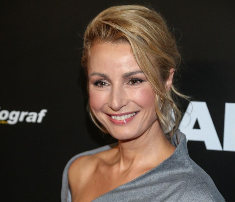 Joanna Brodzik to jedna z najbardziej lubianych polskich aktorek /Kamil Piklikiewicz/East News /East News