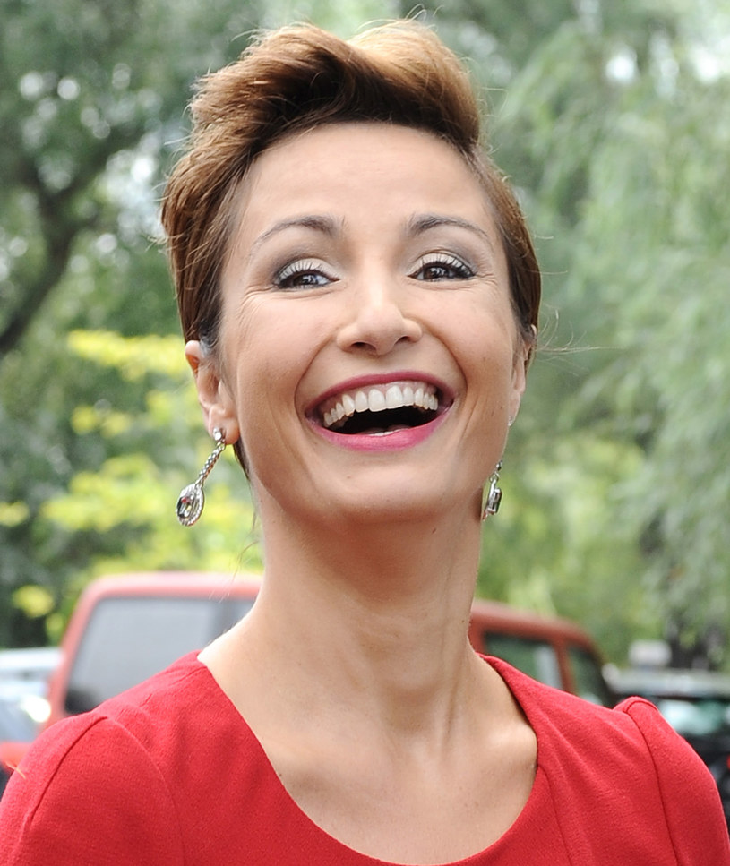 Joanna Brodzik /Andras Szilagyi /MWMedia