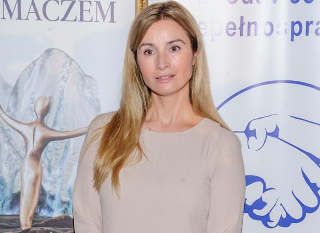 Joanna Brodzik /Tomasz Urbanek /East News