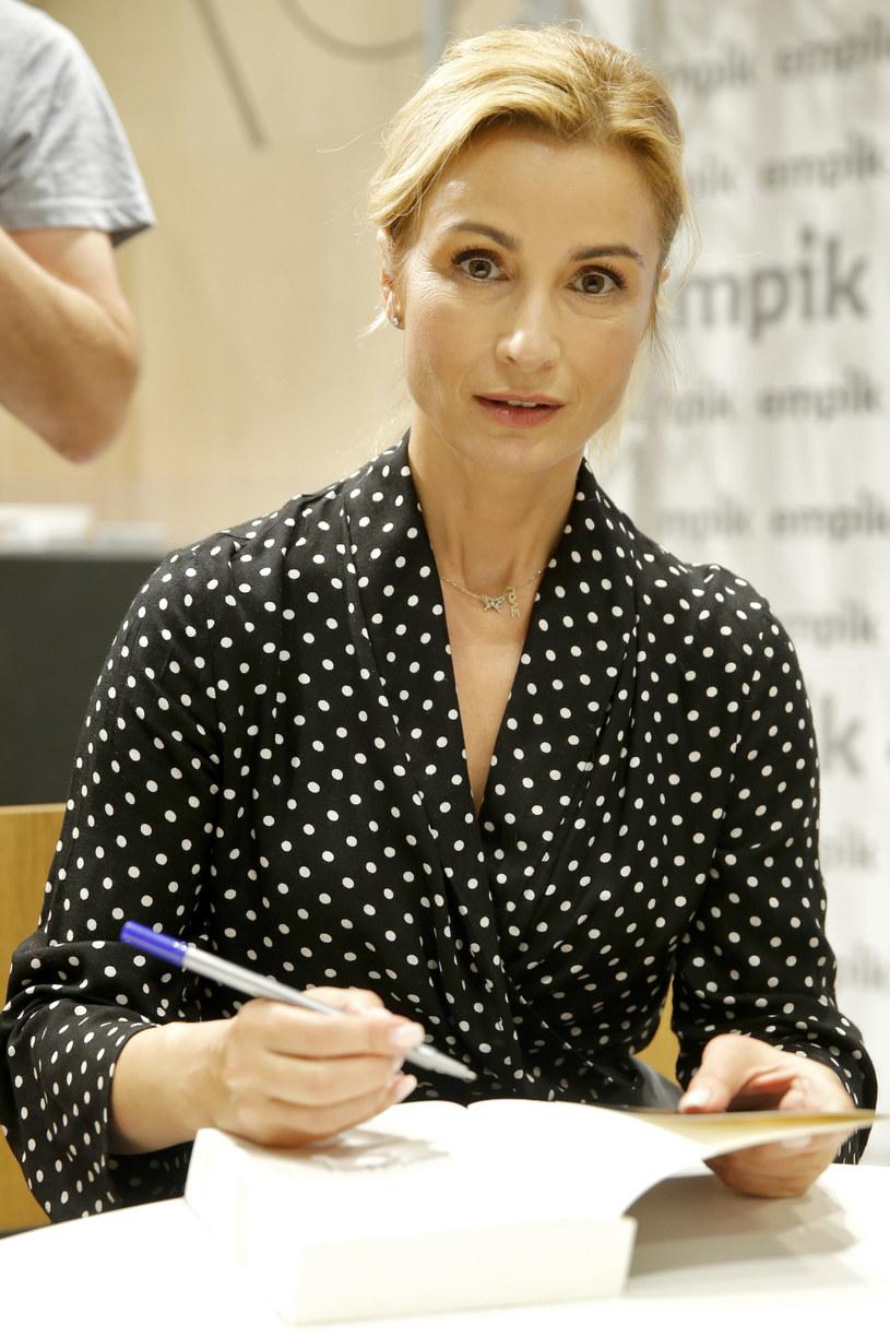 Joanna Brodzik /Podlewski /AKPA