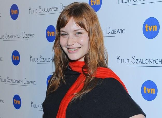 Joanna Buchowiec zagrała w Klubie Szalonych Dziewic Joaśkę / fot. P.Przybyszewski /MWMedia