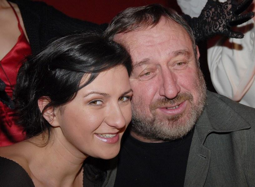 Joanna Drozda z ojcem /Tricolors /East News