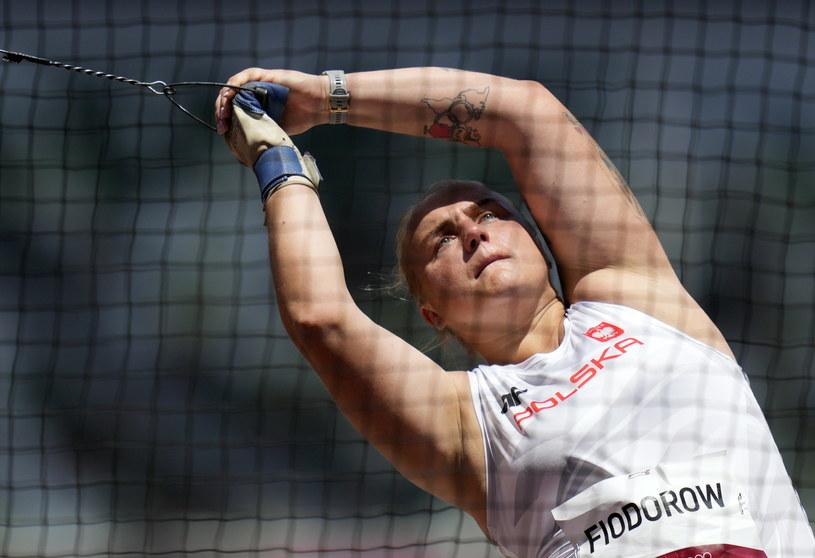 Joanna Fiodorow w Tokio pożegnała się z rywalizacją o medale /FRANCK ROBICHON /PAP/EPA